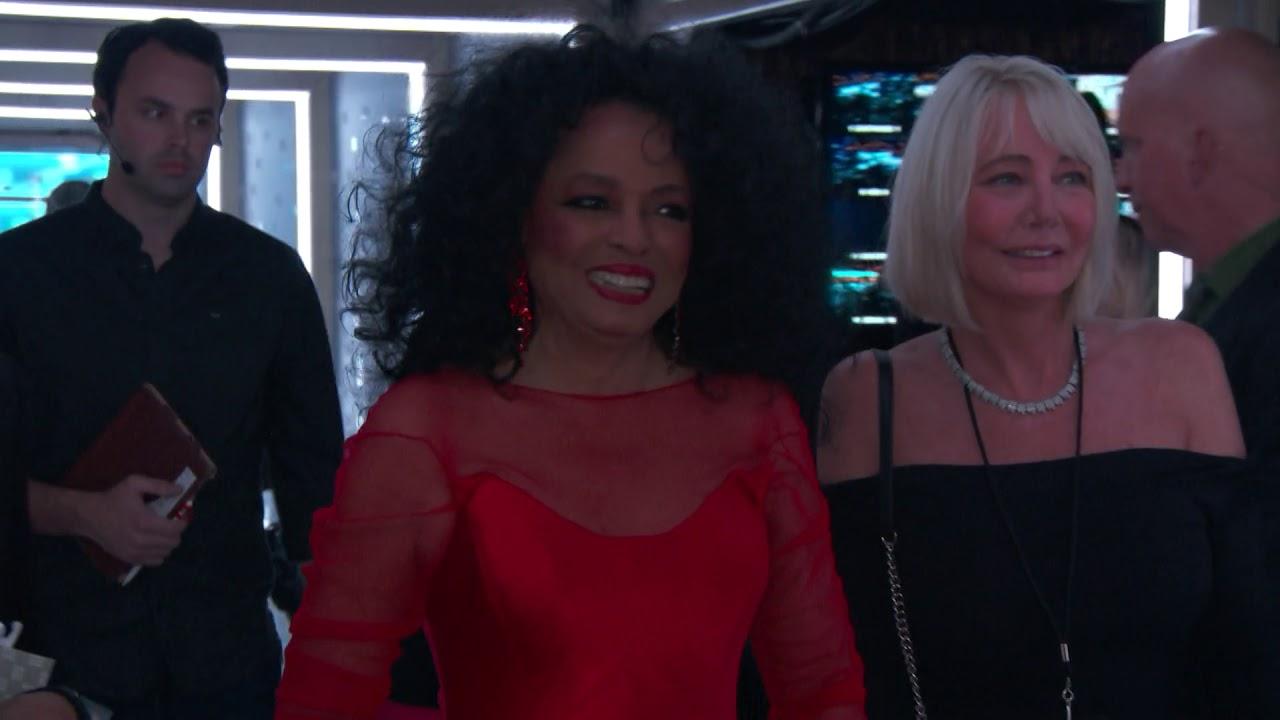 Diana Ross Backstage | 2019 GRAMMYs