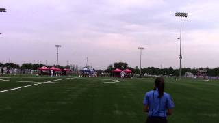 CUP U-17 Nationals vs. LVU