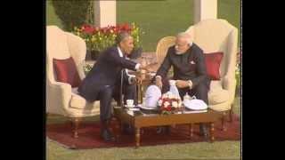 PM Modi & President Obama