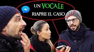 MESSAGGIO VOCALE | NOVITA' SULLA CASA DEL PAZZO