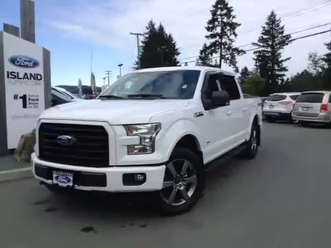 2016 ford f 150 xlt supercrew sport 4x4 review island ford youtube. Black Bedroom Furniture Sets. Home Design Ideas