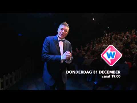Sjaak Bral op 31 december bij TV WEST!