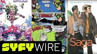 Shadowhawk Writer Jim Valentino's Must-Read Comic Books List | SYFY WIRE