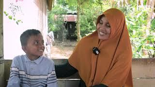 Ahmad's Determination (Orphan Sponsorship Testimony)