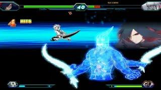 Madara vs Hollow Team - Bleach vs Naruto 3.2