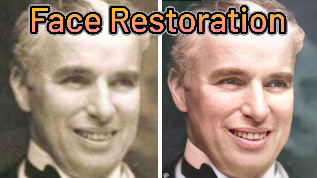 Download Image Restoration AI - Upscale and Restore Faces with DFDNet