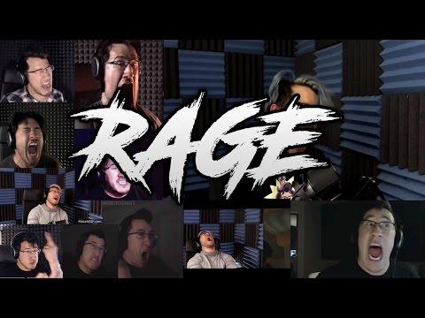 Thumbnail: MARKIPLIER ULTIMATE RAGE COMPILATION!