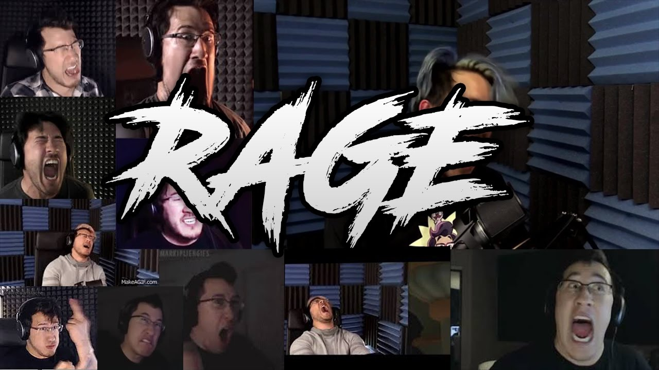 Music compilation video rage hyper crush