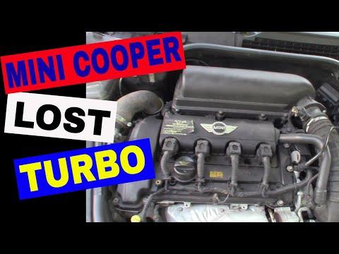 2008 Mini Cooper S  P115D P115C  No Turbo Boost
