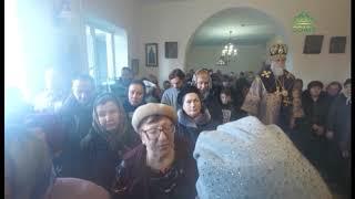 Престольный праздник отметил женский монастырь Черняховской епархии