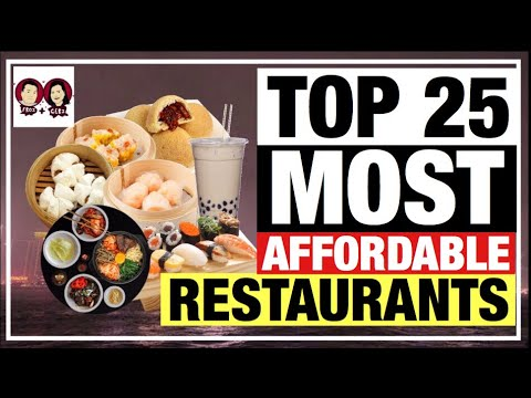 25 Affordable Restaurants In Hong Kong You Can't Miss (Asian, Western, Michelin) | Hong Kong Food