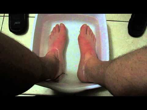 Relieve Foot Pain, Foot Numbness, Foot Cramping & Poor Circulation Using A MgSO4 Foot Bath