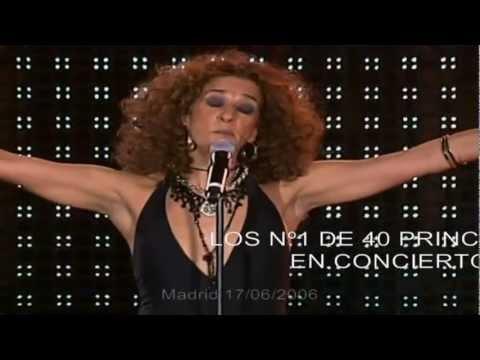 Rosario Flores & Joaquin Sabina - Pongamos que hablo de Madrid - Los 40 principales en Concierto.