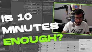 MAKING A BEAT FROM SCRATCH IN 10 MINUTES | BEAT CHALLENGE