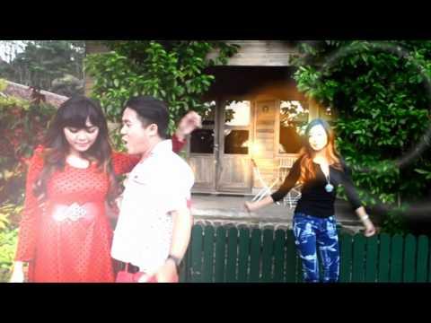 Vicky Bunhaw - Mabuk Kepayang HDV ( Video Klip )