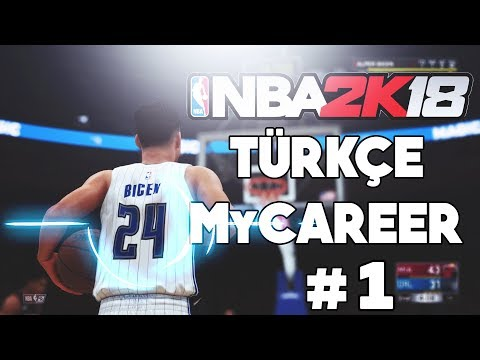 Turkce Nba 2k Mycareer
