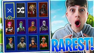 I Have The RAREST ACCOUNT in Fortnite Battle Royale!?