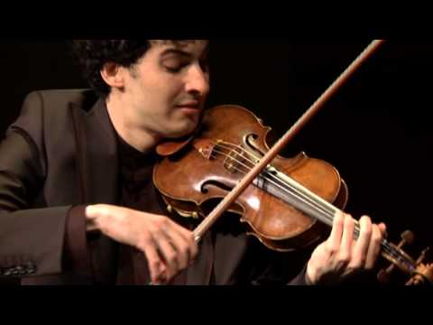 2013 Avery Fisher Career Grant recipient Itamar Zorman, violinist