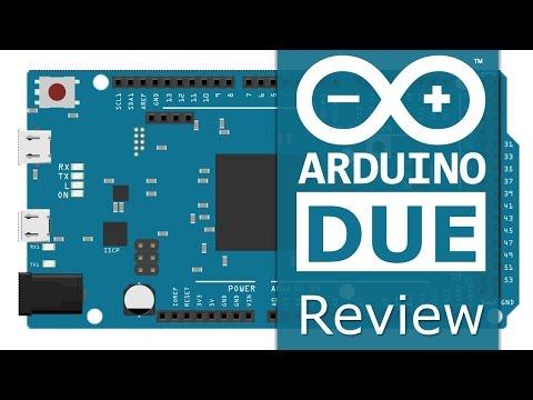 Arduino Due Review