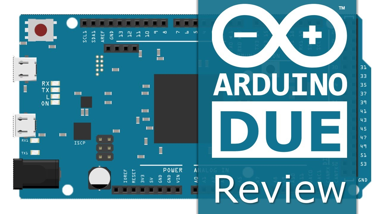 Arduino due review youtube