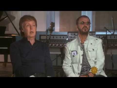 Paul McCartney and Ringo Starr chronicle their tour days