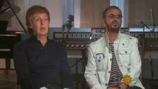 Paul and Ringo chronicle their tour days