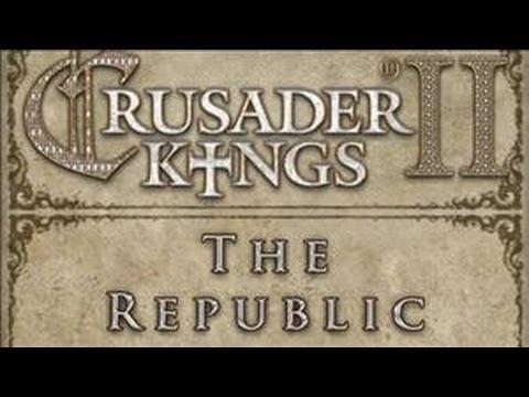 Crusader Kings 2 - The Republic Part 2 Malta