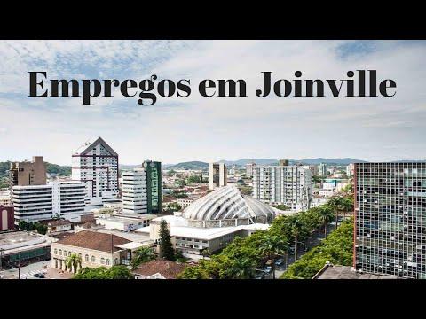 Empregos em Joinville SC