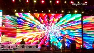 Download Lagu [New Song] Sheila On 7 - Film Favorit | Live from PRJ Kemayoran Jakarta Fair 2017 - 16 Juli 2017 Mp3