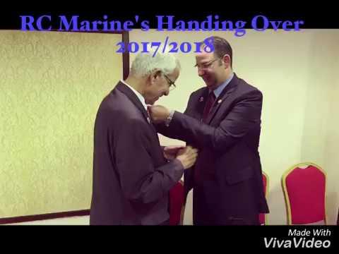Handing Over 2017/2018 RC Alexandria Marine