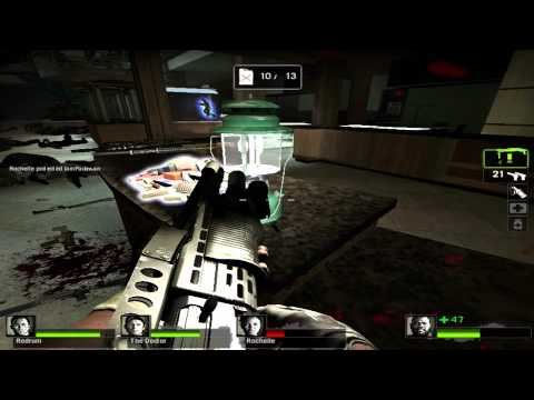 Left 4 Dead 2 w/ Michael, Anton and Axel - Episode 4