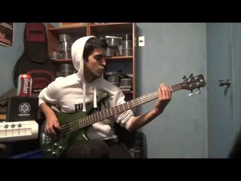 Ghost - From the Pinnacle to the Pit (Bass Cover)