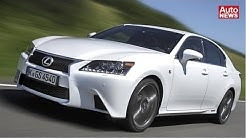 Lexus GS 450h - Deutlich sparsamere Hybridversion