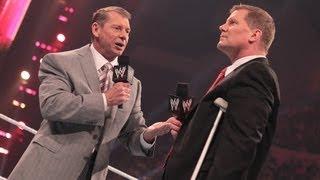 John Laurinaitis has one night to impress Mr. McMahon: Raw, June 11, 2012