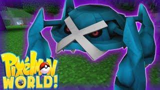 PERFECT METAGROSS! - PIXELMON WORLD! #18 (Minecraft Pokemon Mod)