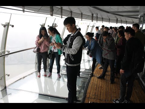 Oriental Pearl Tower Tour