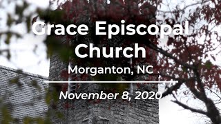 Grace Episcopal Church, Morganton #VisitationsWithBishopJose