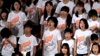 ハッピークリスマス(ジョン・レノン):合唱 地球組(with奥村愛、奥村育子)