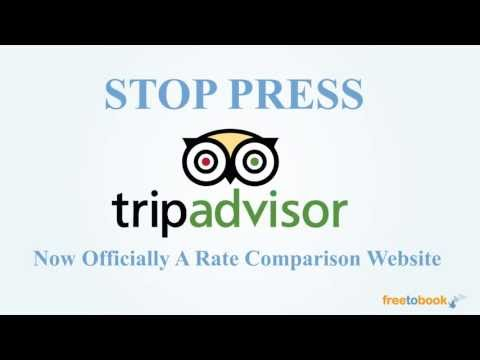 TripAdvisor Rate Comparison And Booking - How Does This Affect Accommodation Providers ?