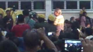 Francis Landong - Nung Noilaan Ku Da (live, 24 August 2013)