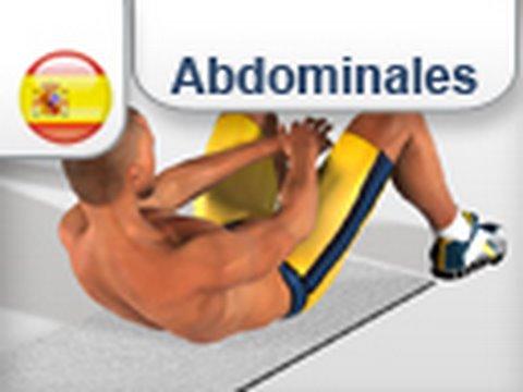videos de ejercicios para el abdomen para hombres