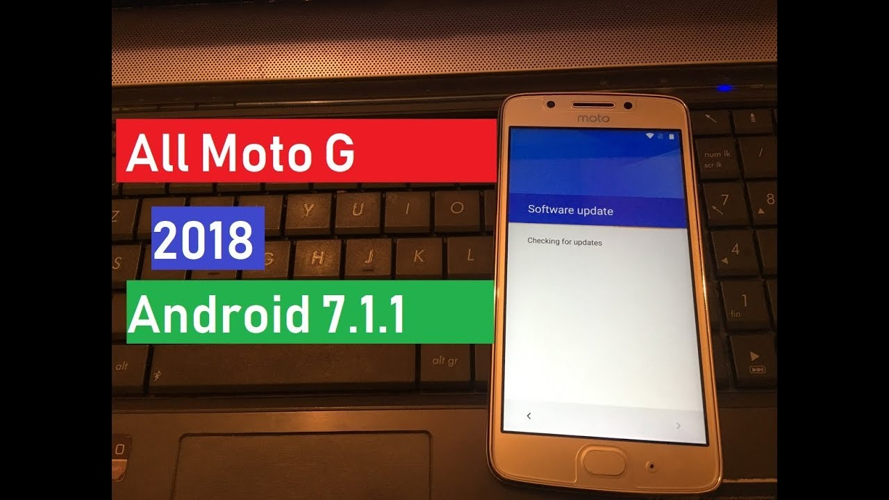 Remove Google Account Bypass Frp On All Moto G Android 7 1 1, 7 1, 7 0 |  100% FREE 2018