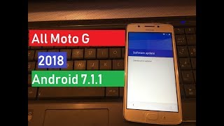 Remove Google Account Bypass Frp On All Moto G Android 7.1.1, 7.1, 7.0 | 100% FREE 2018