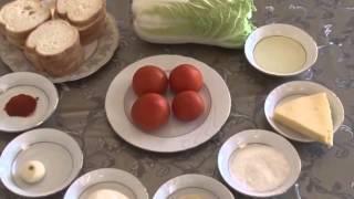 Черкесская кухня (на черкесском языке)