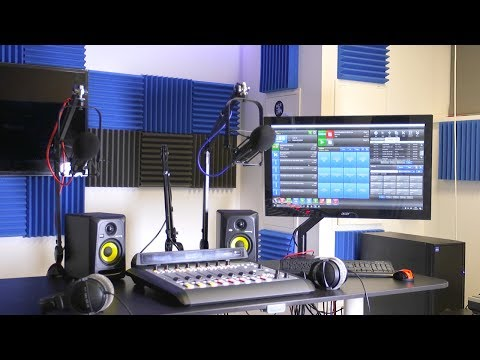 Setting Up a Professional Radio Studio: What You Need to Kno