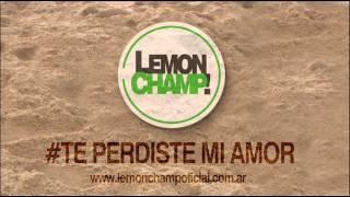 Te perdiste mi amor - LemonChamp! (Cumbia Cover)