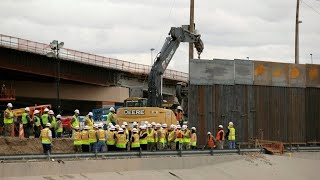 US states sue Trump over border wall funding