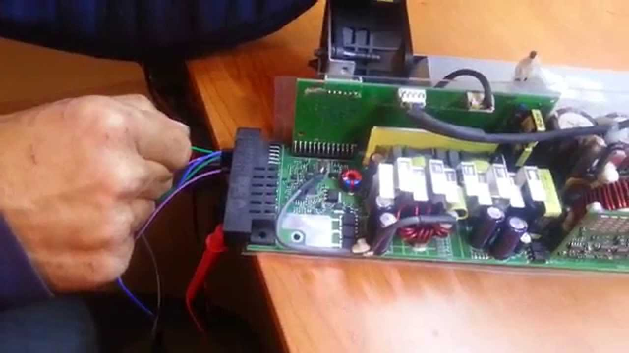 How To Start Atsn 7001072 12v Power Supply