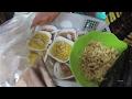 Jakarta Street Food 1201 Part.1 Yellow Rice Fried Noodles Nasi KuningMie Goreng 5087