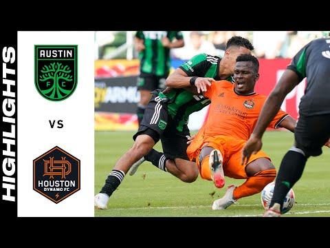 Austin FC Houston Goals And Highlights